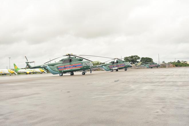 Ai giúp trực thăng Mi-17 và Mi-171V của Không quân Lào tái sinh? - Ảnh 5.