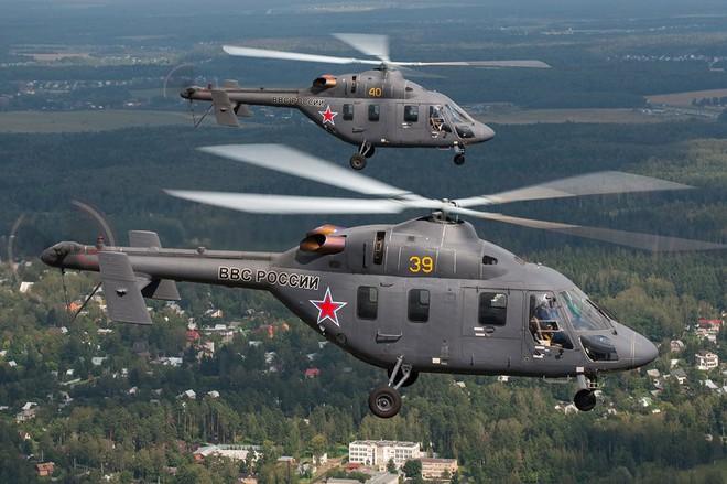 Nga sẽ đưa trực thăng gì tới Hà Nội trình diễn với Không quân Việt Nam? - Ảnh 3.