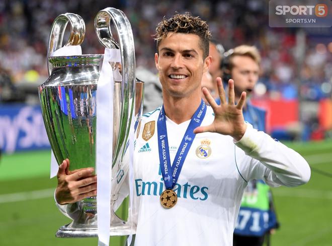 Bom tấn Ronaldo mang sứ mệnh xô đổ hàng loạt kỷ lục sau khi tới Juventus - Ảnh 3.