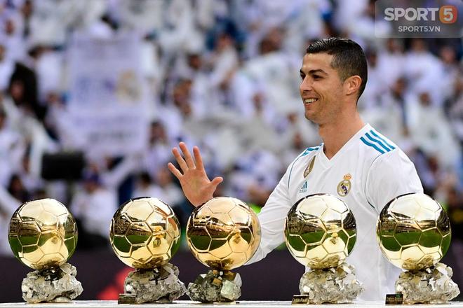 Bom tấn Ronaldo mang sứ mệnh xô đổ hàng loạt kỷ lục sau khi tới Juventus - Ảnh 4.