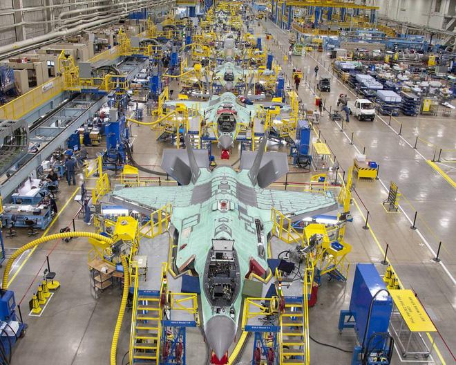Tiêm kích F-35I Adir Israel: Vĩ đại và kinh dị - Ảnh 3.