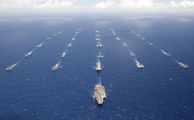 """Với """"nước cờ"""" RIMPAC, Mỹ có chặn được mưu đồ kiểm soát Đông Nam Á của Bắc Kinh?"""