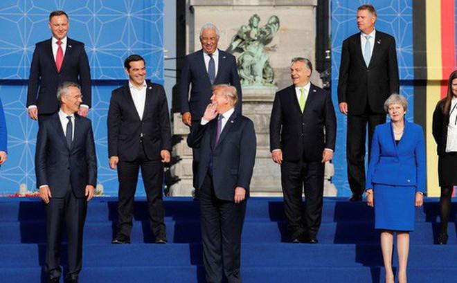 """Ông Trump muốn """"phá"""" NATO?"""