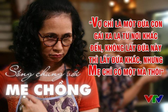 Cơn bão hạ bệ mẹ chồng, mẹ vợ trong phim Việt: Cực đoan, quá quắt đến vô lý  - Ảnh 1.