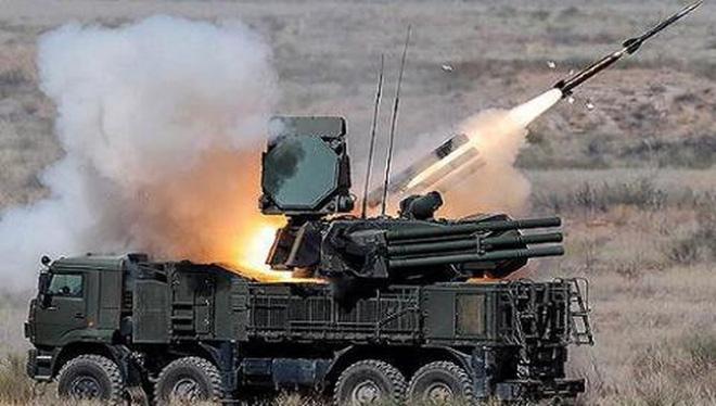 Patriot Israel bắn tan xác UAV Nga, căn cứ Hmeimim tiếp tục bị tập kích - Ảnh 1.