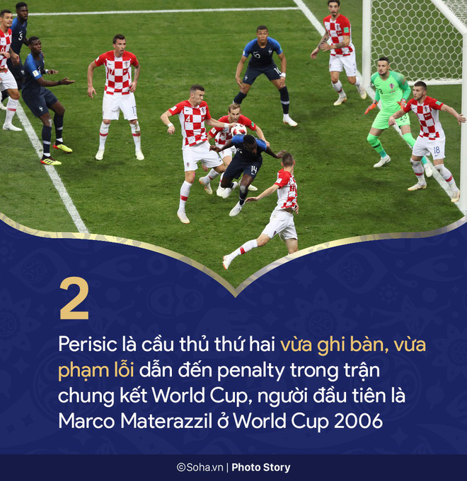 Những con số còn đọng lại sau trận chung kết World Cup 2018 - Ảnh 9.