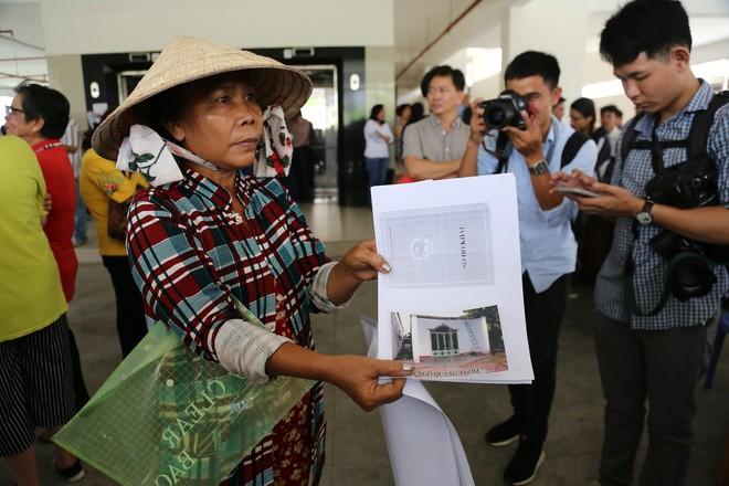 Chủ tịch quận 2: 44 hộ dân Thủ Thiêm đồng ý rời nhà tạm về ở chung cư - Ảnh 1.