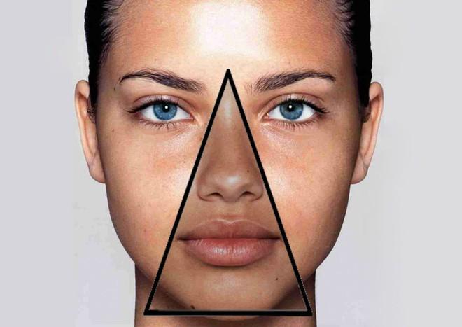 Vùng tam giác tử thần trên mặt: Nặn mụn, nhổ lông mũi có thể gây liệt cơ, thậm chí tử vong - Ảnh 1.