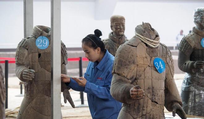 Phát hiện hài cốt bị phân thây trong khu mộ Tần Thủy Hoàng: Bí mật hơn 2000 năm hé lộ - Ảnh 4.