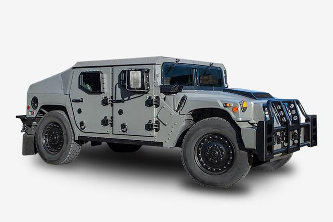 Xe bọc thép Humvee Mỹ liên tiếp hứng tổn thất: Thay đổi hay là chết? - Ảnh 1.