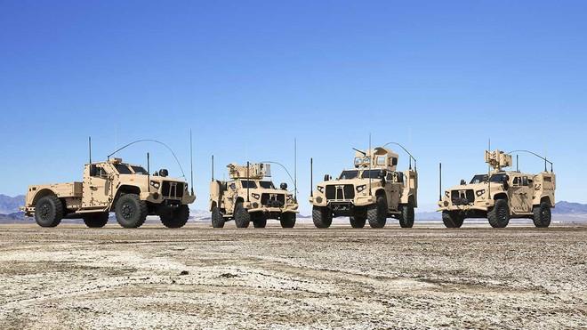 Xe bọc thép Humvee Mỹ liên tiếp hứng tổn thất: Thay đổi hay là chết? - Ảnh 3.