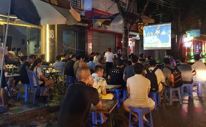 Cà phê, quán nhậu hốt bạc trận chung kết World Cup 2018, lãi gấp 5 lần ngày thường