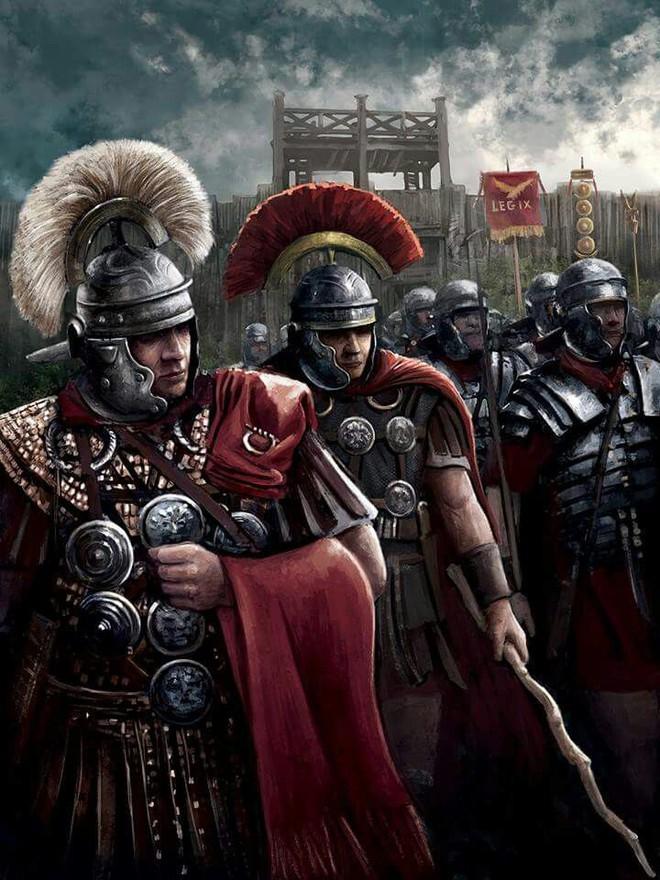 Binh đoàn La Mã hơn 4.000 người bốc hơi không dấu vết: Đến nay không ai giải mã nổi - Ảnh 2.