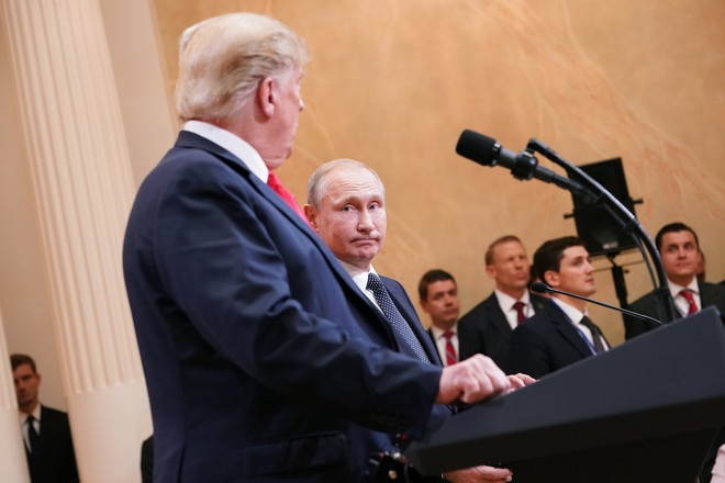 Fox News: Ở Helsinki, ông Putin đã ăn mất bữa trưa của ông Trump - Ảnh 2.