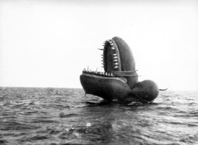 Rắn khổng lồ Nantucket 1937: Con quái vật biển gây rúng động giới khoa học, làm dân tình khiếp sợ xanh mặt hóa ra chỉ là... bong bóng đồ chơi - Ảnh 3.