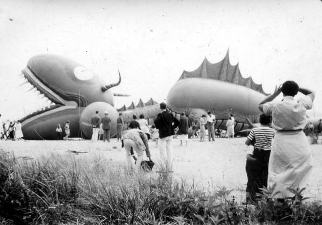 Rắn khổng lồ Nantucket 1937: Con quái vật biển gây rúng động giới khoa học, làm dân tình khiếp sợ xanh mặt hóa ra chỉ là... bong bóng đồ chơi - Ảnh 10.