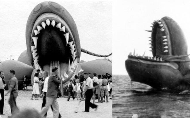 Rắn khổng lồ Nantucket 1937: Con quái vật biển gây rúng động giới khoa học, làm dân tình khiếp sợ xanh mặt hóa ra chỉ là... bong bóng đồ chơi