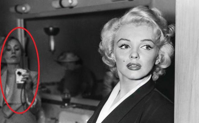 Những bằng chứng khó tin về du hành thời gian: Marilyn Monroe cũng góp mặt!