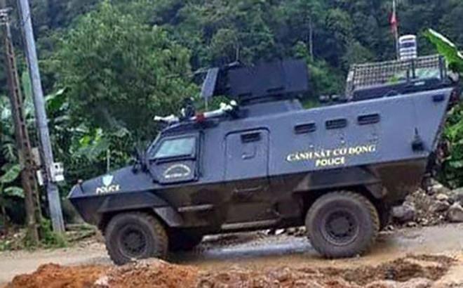Tin 'sốc' chưa từng công bố trong cuộc vây diệt trùm ma túy Lóng Luông
