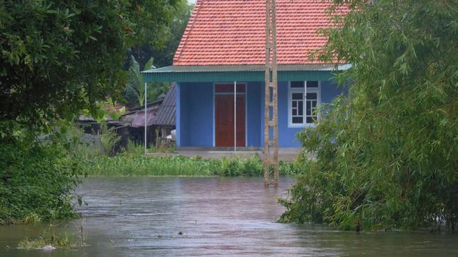 Hàng trăm ngôi nhà bị cô lập trước lúc bão vào, di dời hơn 15.000 dân  - Ảnh 2.