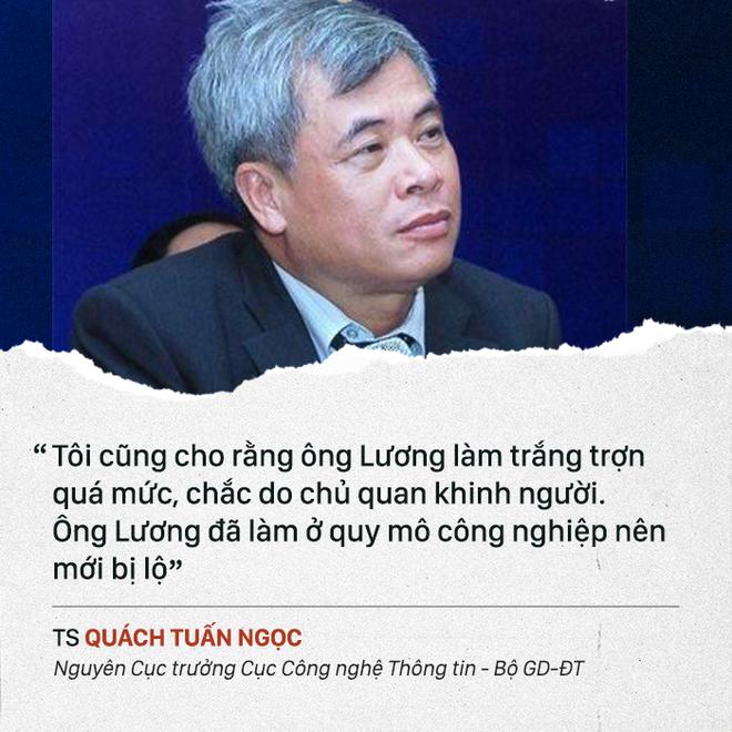 """Bê bối gian lận điểm thi: """"Ông Lương đã làm ở quy mô công nghiệp - Ảnh 4."""