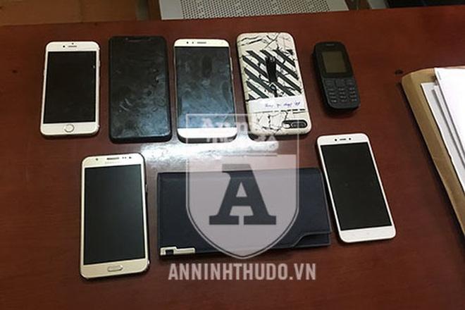Trốn nhà gây hàng chục vụ cướp giật điện thoại của phụ nữ - Ảnh 2.