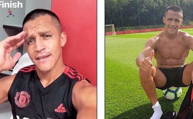 Toàn đội Man Utd sang Mỹ du đấu, riêng Alexis Sanchez ở lại Anh một mình