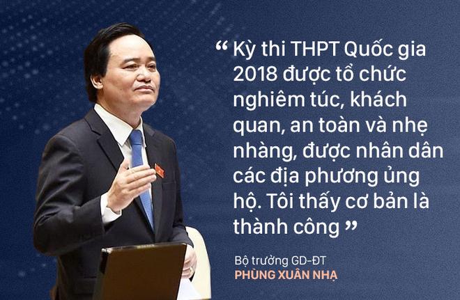 Trước bê bối gian lận điểm, kỳ thi THPT Quốc gia 2018 được đánh giá nghiêm túc, thành công - Ảnh 1.
