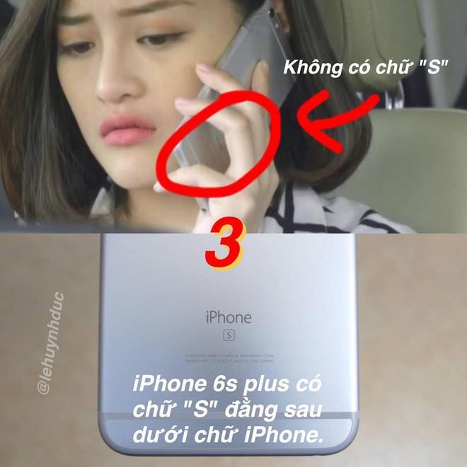 Chỉ một chiếc điện thoại, dân mạng đã soi ra sạn trong phim Việt hot nhất thời gian qua - Ảnh 3.