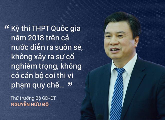 Trước bê bối gian lận điểm, kỳ thi THPT Quốc gia 2018 được đánh giá nghiêm túc, thành công - Ảnh 7.