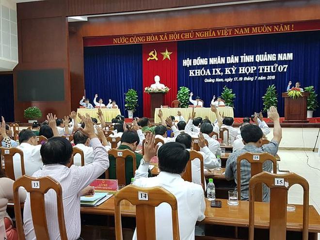 Miễn nhiệm chức danh đại biểu HĐND Quảng Nam với ông Hoài Bảo - Ảnh 1.