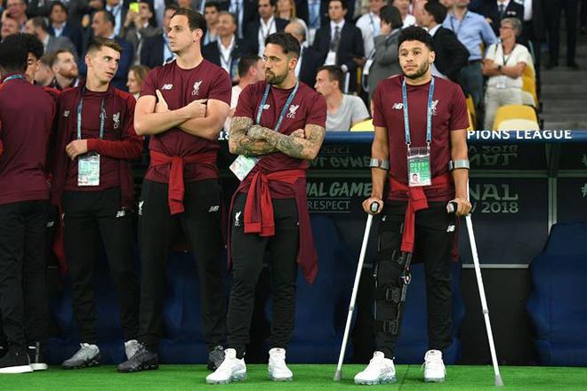 Ngôi sao đắt giá Liverpool mất cả mùa giải vì chấn thương kinh hoàng - Ảnh 1.
