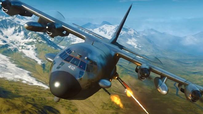 Phát bắn thần kỳ của TLPK VN: Sát thủ AC-130 sập bẫy, tan xác-KQ Mỹ hốt hoảng tháo chạy - Ảnh 3.