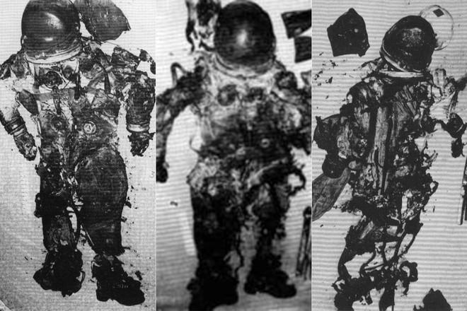 Tấn bi kịch ẩn sau thời khắc Mỹ đổ bộ Mặt Trăng: Thi thể phi hành gia không thể nhận diện! - Ảnh 5.