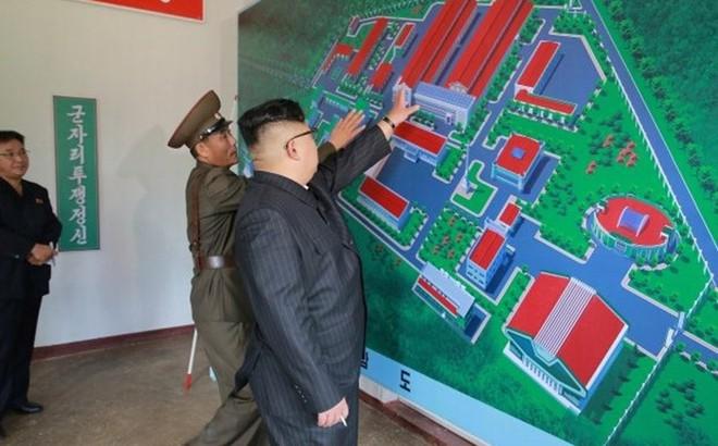 Triều Tiên ngấm ngầm âm mưu nâng cấp loạt cơ sở sản xuất tên lửa