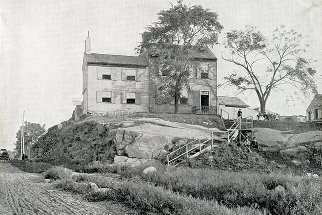 Hình ảnh thành phố New York hoa lệ khi mới chỉ là đất nông nghiệp - Ảnh 1.