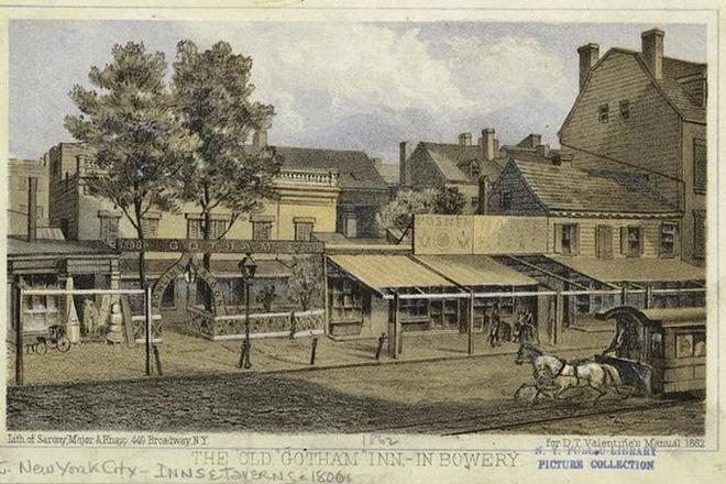 Hình ảnh thành phố New York hoa lệ khi mới chỉ là đất nông nghiệp - Ảnh 2.