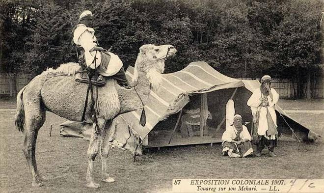 Bên trong khu vườn bị bỏ hoang ở Paris, nơi 100 năm trước con người từng bị đem ra triển lãm, mua vui chẳng khác gì ở sở thú - Ảnh 2.
