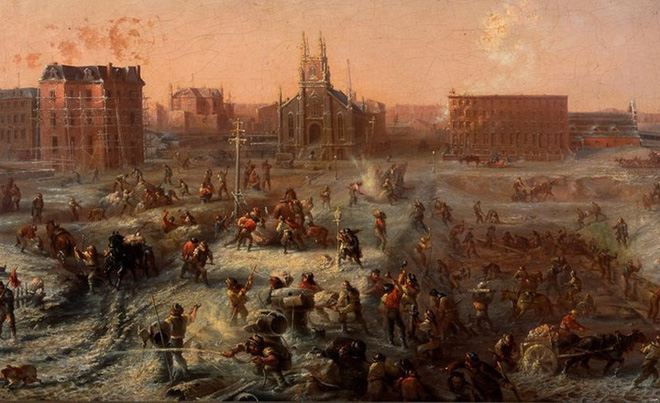 Hình ảnh thành phố New York hoa lệ khi mới chỉ là đất nông nghiệp - Ảnh 13.