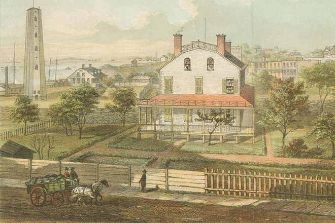 Hình ảnh thành phố New York hoa lệ khi mới chỉ là đất nông nghiệp - Ảnh 14.