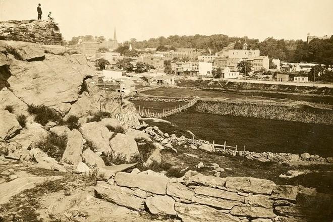Hình ảnh thành phố New York hoa lệ khi mới chỉ là đất nông nghiệp - Ảnh 15.