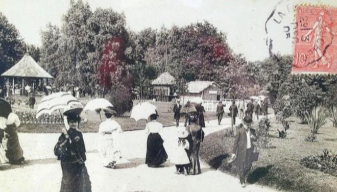 Bên trong khu vườn bị bỏ hoang ở Paris, nơi 100 năm trước con người từng bị đem ra triển lãm, mua vui chẳng khác gì ở sở thú - Ảnh 15.