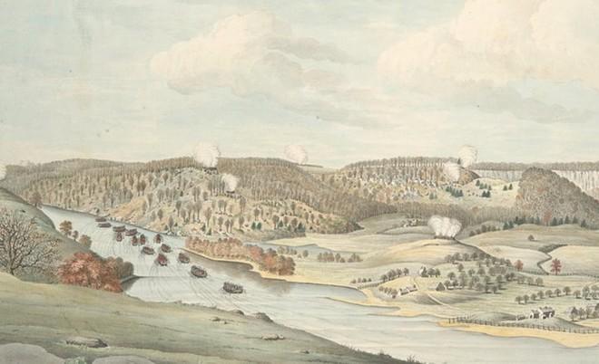 Hình ảnh thành phố New York hoa lệ khi mới chỉ là đất nông nghiệp - Ảnh 3.