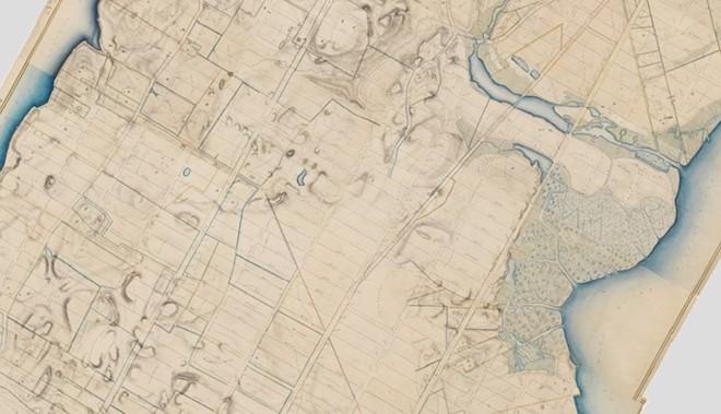 Hình ảnh thành phố New York hoa lệ khi mới chỉ là đất nông nghiệp - Ảnh 4.