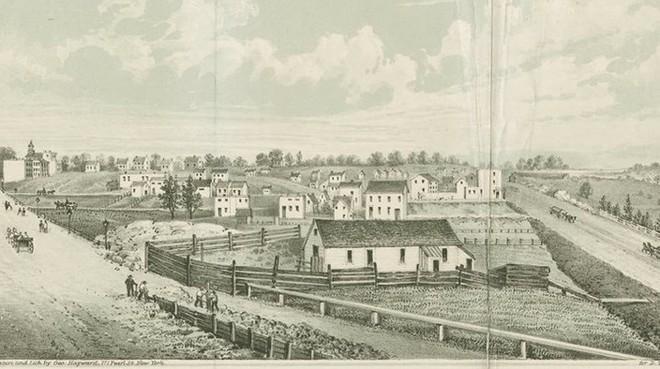 Hình ảnh thành phố New York hoa lệ khi mới chỉ là đất nông nghiệp - Ảnh 5.