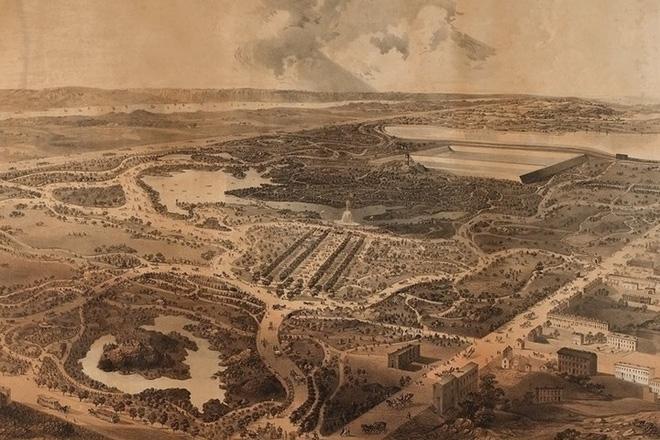 Hình ảnh thành phố New York hoa lệ khi mới chỉ là đất nông nghiệp - Ảnh 6.