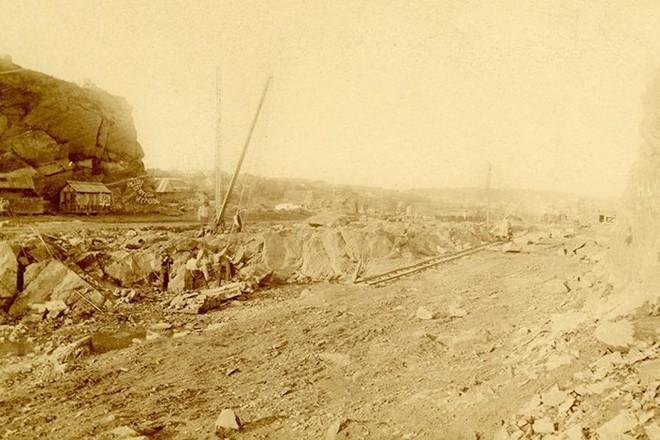 Hình ảnh thành phố New York hoa lệ khi mới chỉ là đất nông nghiệp - Ảnh 9.