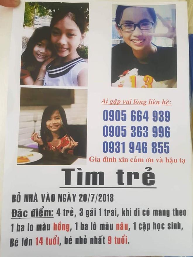 4 trẻ em trong cùng khu chung cư ở Đà Nẵng mất tích bí ẩn - Ảnh 3.