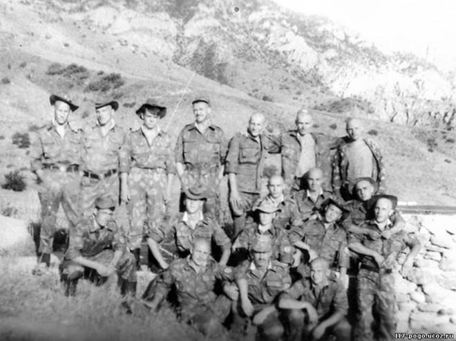 48 lính Nga tử chiến đánh bại hàng trăm tay súng thánh chiến trên biên giới Afghanistan - Ảnh 1.