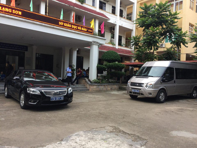 Họp báo chóng vánh rà soát điểm thi ở Lạng Sơn: 8/51 thí sinh bị giảm điểm thi sau chấm thẩm định - Ảnh 5.